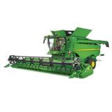 moissonneuse batteuse S john deere