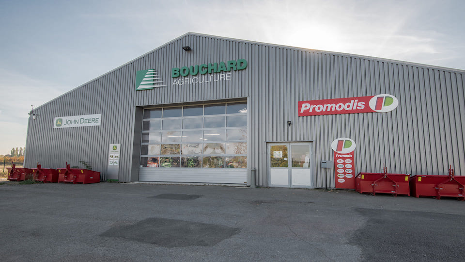 Magasin Ormoy Villers Bouchard Agriculture
