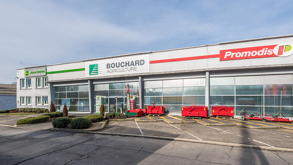 magasin bouchard agriculture st brice