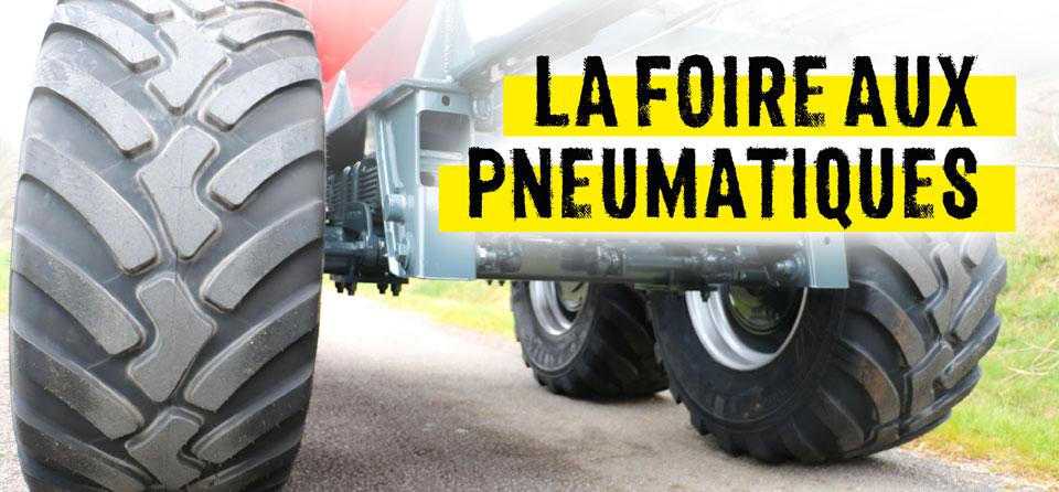 promo pneus agraires